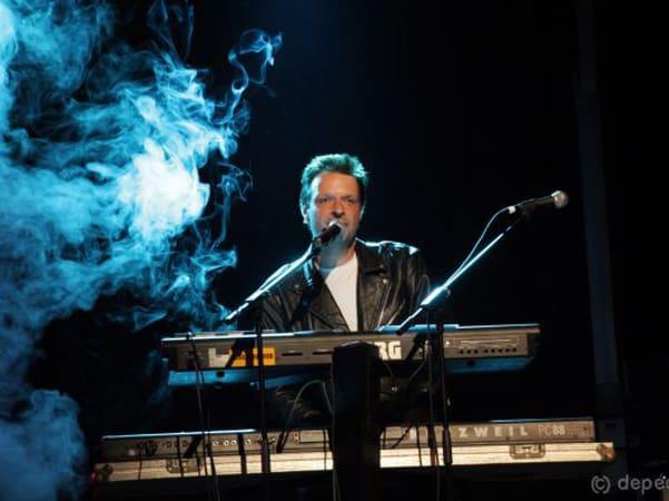 jonny am Keyboard