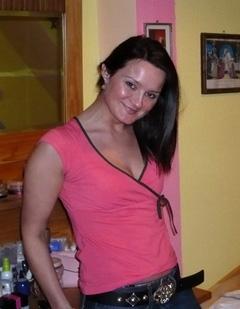 Unsere Frontfrau Karina