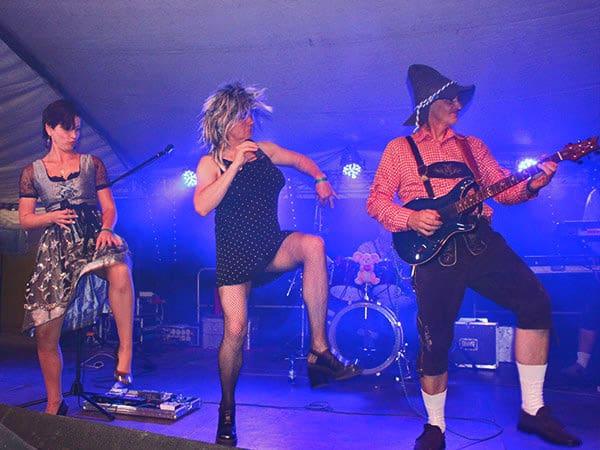 Tina Turner beim Oktoberfest